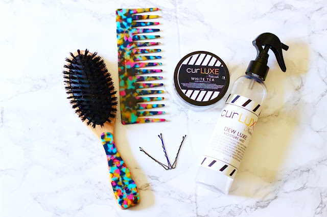 Moisture for Days! curLUXE Naturals Review