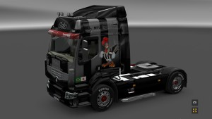 Atletico MG Skin Pack for All Trucks