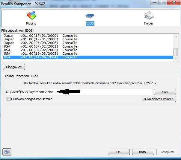 Cara instal ps2 di laptop menggunakan PCSX2 - Pengetahuan Dunia