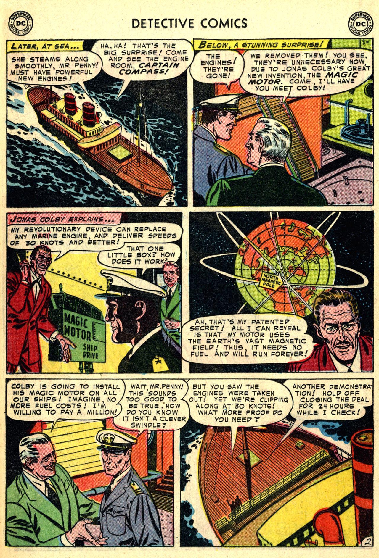 Detective Comics (1937) 208 Page 25