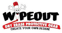 Wipeout Dry Erase Gear logo