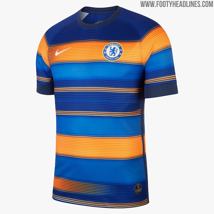 cheap for discount 31ec6 19cba Nike Chelsea Shirtholders Shirt Released - Footy Headlines