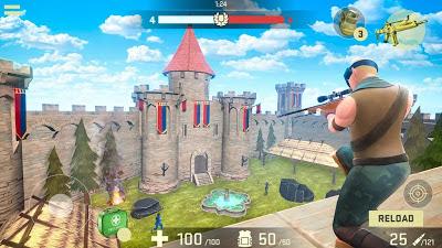 تحميل لعبة Combat Assault: Standoff FPS مهكرة