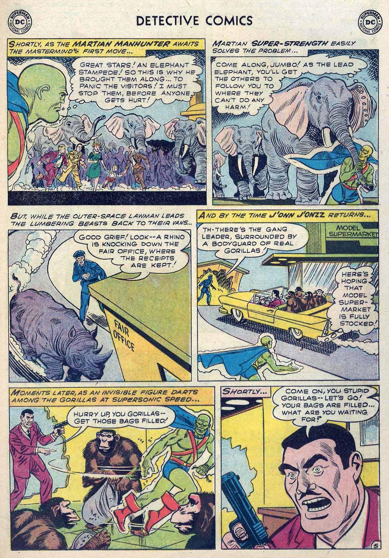 Read online Detective Comics (1937) comic -  Issue #262 - 31