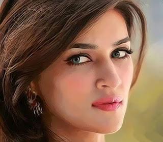 Kriti Sanon Bollywood Actress Biography, Cute Face HD Photos