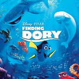 Finding Dory 2D Blu-ray Review