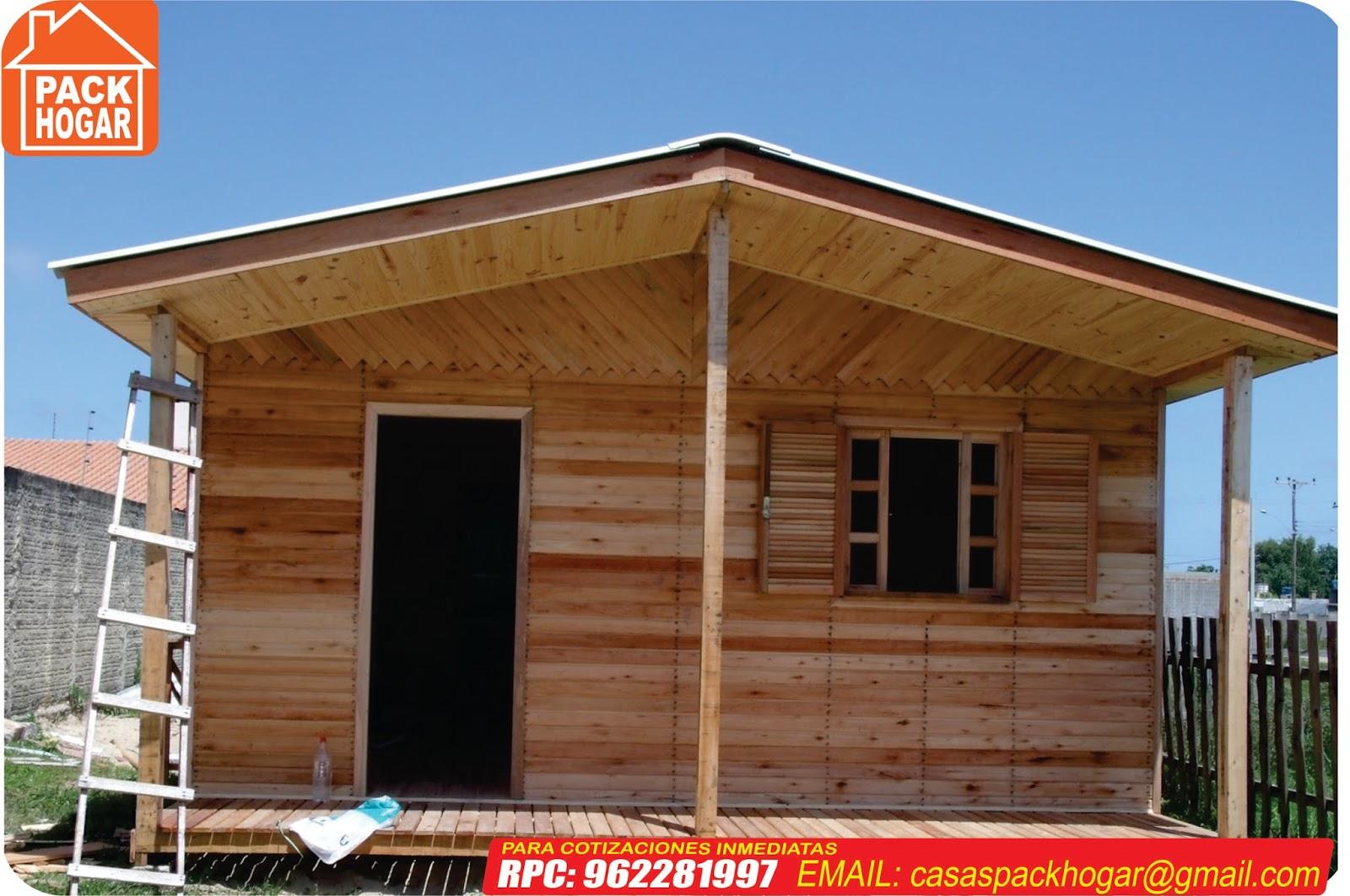 Casas prefabricadas - Bungalows de madera prefabricadas precios ...
