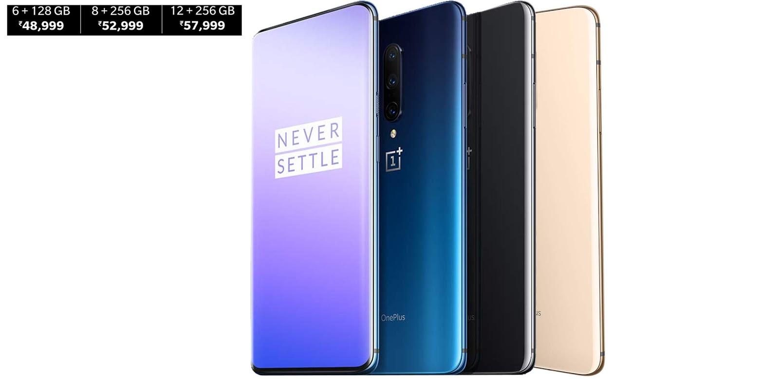 OnePlus 7Pro Smartphone (2019) | Review, Specs, Price, Image