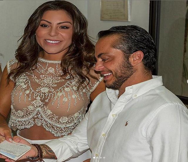 Thammy Miranda casou no civil com Andressa Ferreira