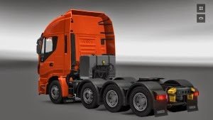 Iveco Hi Way New Chassis v1.5