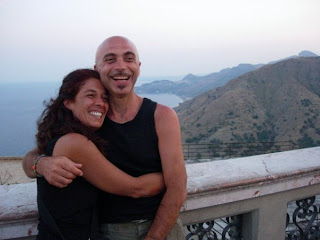 Daniela Ronchetti e Giancarlo Genco, designer de Jóias em Roma