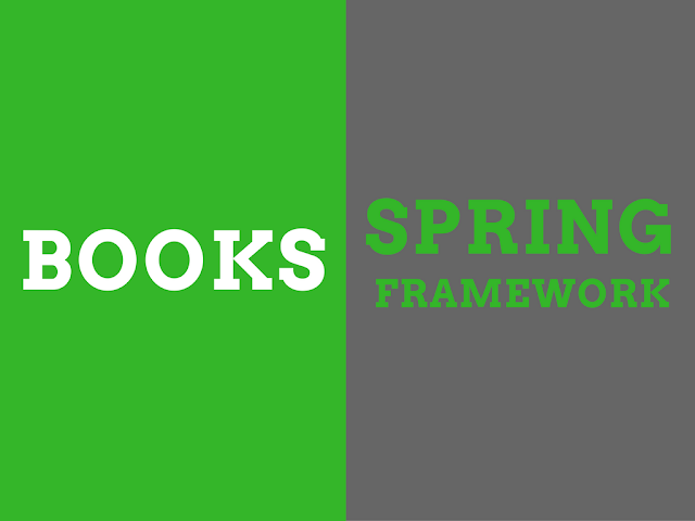 Best Books To Learn Spring Framework for Beginner