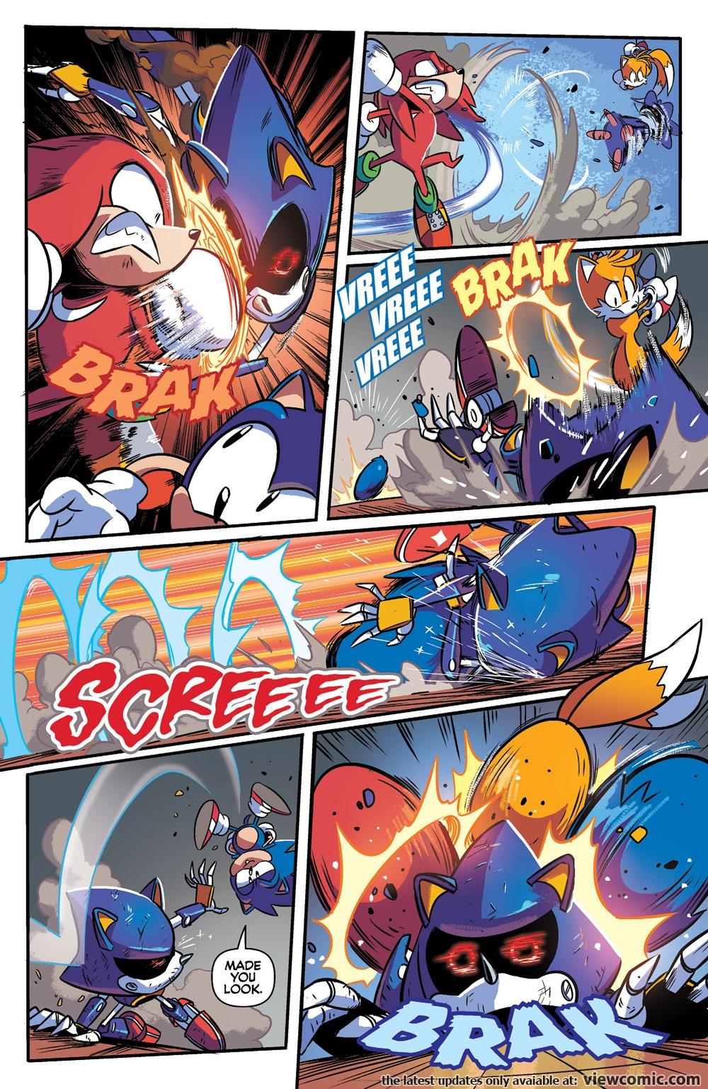Sonic Mega Drive – The Next Level 001 (2016)  Viewcomic reading comics online for free 2019