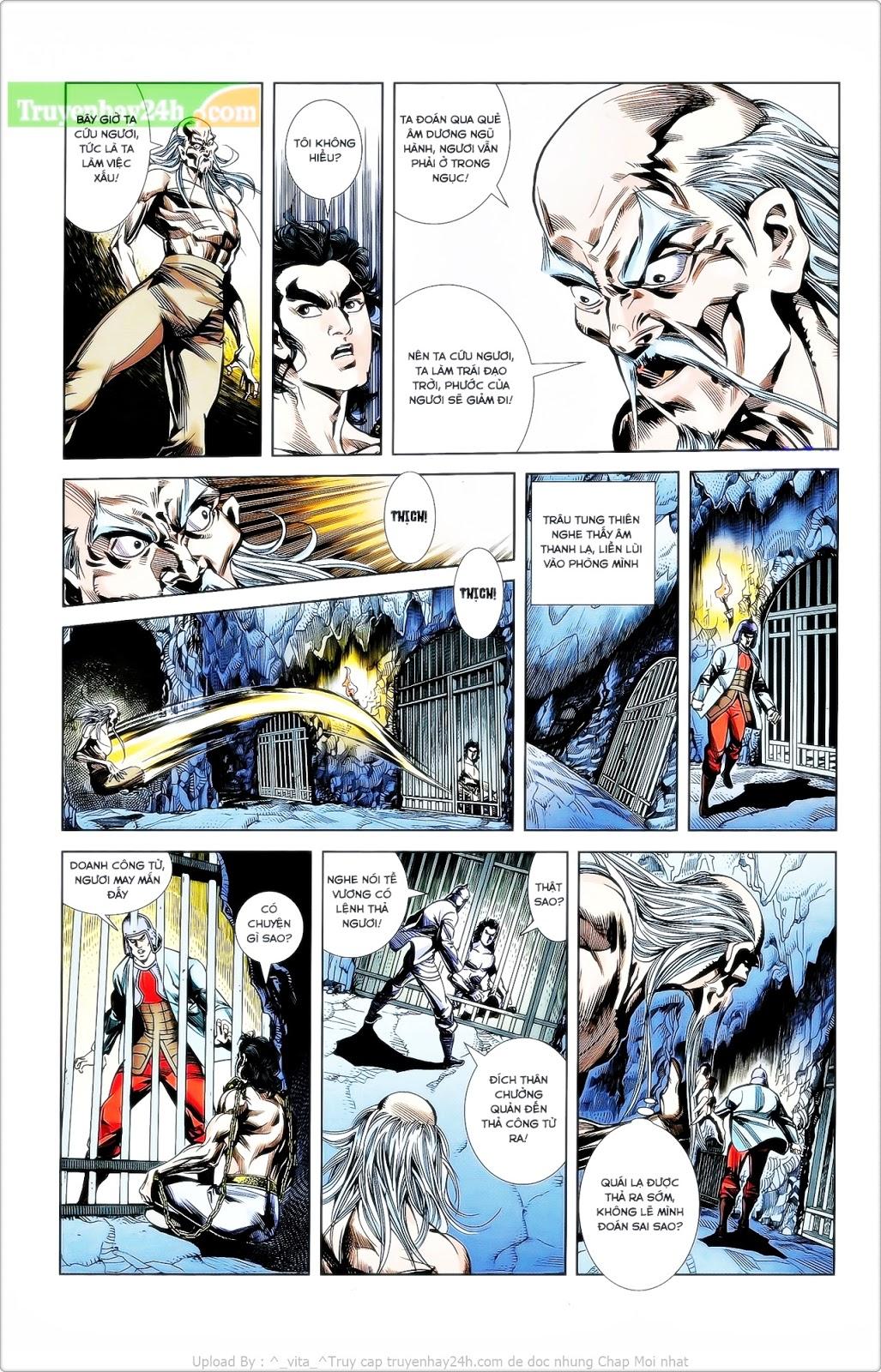 Tần Vương Doanh Chính chapter 26 trang 13