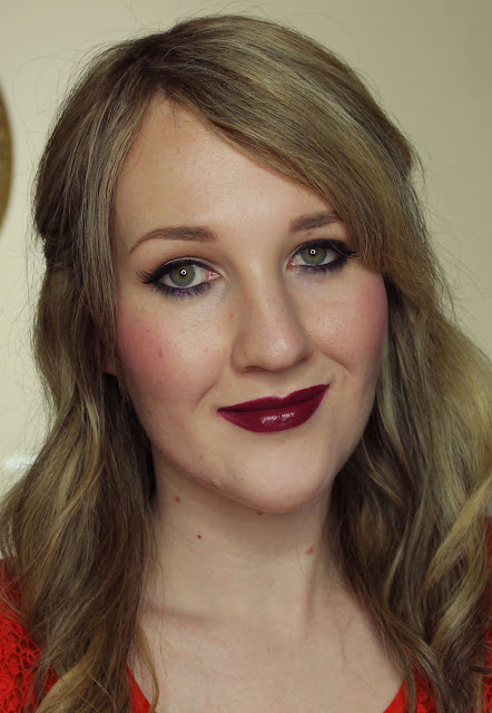 LA Girl Luxury Creme - Romance lipstick swatches & review