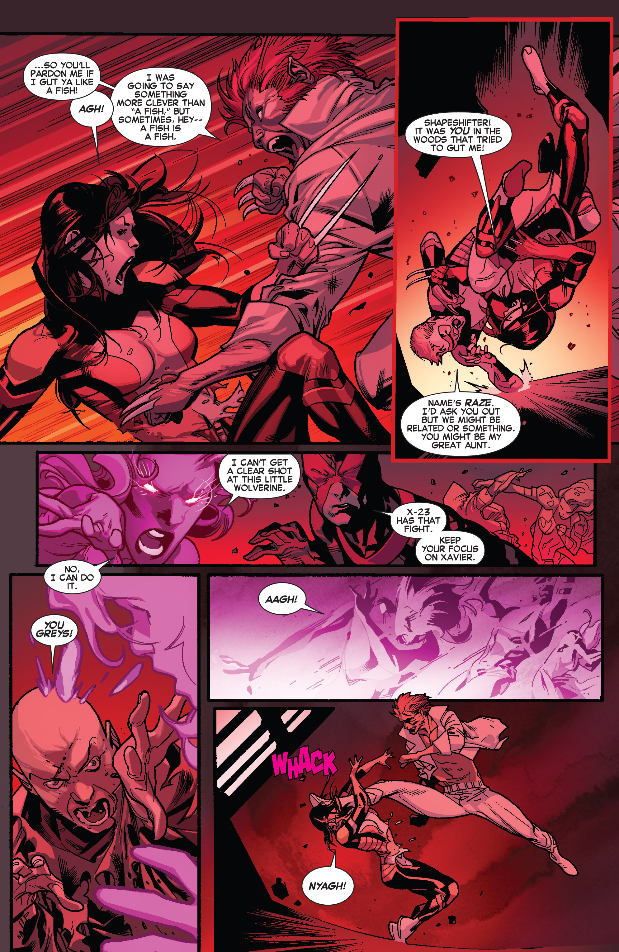Read online All-New X-Men (2013) comic -  Issue #29 - 6
