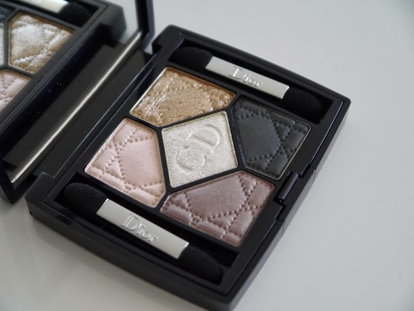 Dior 5 Couleurs eyeshadow palette in 'Golden Snow'