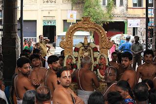 Rohini,Aani, Purappadu,Video, Divya Prabhandam,Sri Parthasarathy Perumal, Triplicane,Thiruvallikeni,Utsavam,