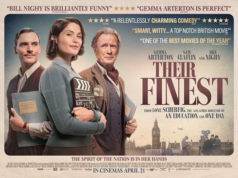 Their Finest Full Movie Download 720p English HD