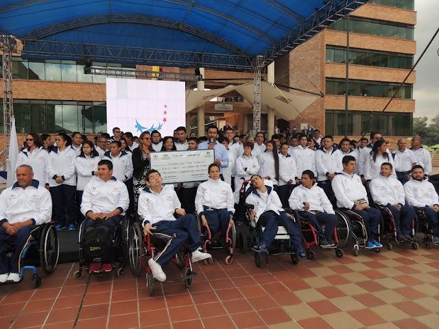Gobernación exaltó a los mejores deportistas de Cundinamarca en 2016