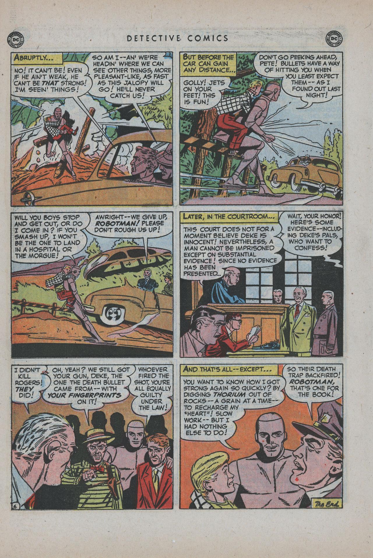 Detective Comics (1937) 171 Page 31