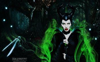 Maleficent Fan Art Septimus Wallpaper