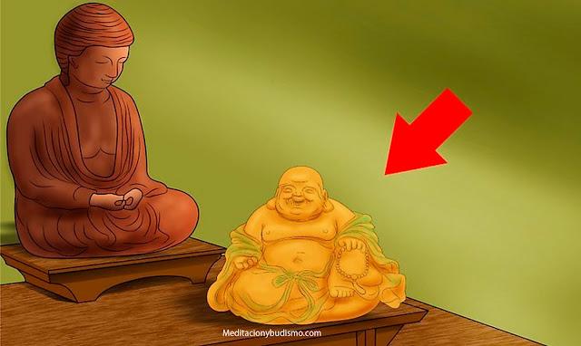 ¿Realmente Buda era gordo?