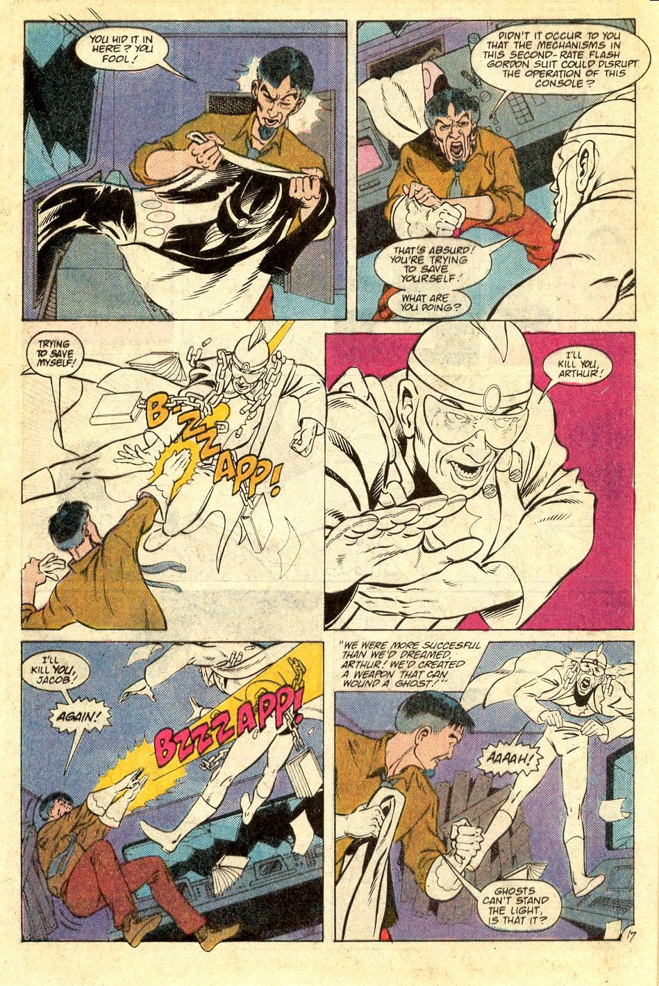 Read online Secret Origins (1986) comic -  Issue #37 - 40