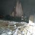Incêndio atinge igreja e provoca danos, em Itapira