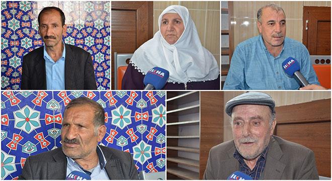 Diyarbakır'da hasta yakınları geceleri dışarıda kalıyor