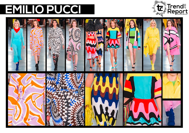 Spring/Summer 2017, SS17, Milan fashion Week, Summer fashion, textile candy, www.textilecandy.blogspot.co.uk, fashion week, Emilio Pucci, rainbow fashion, colourful fashion, bright colours, rainbow style, new collection