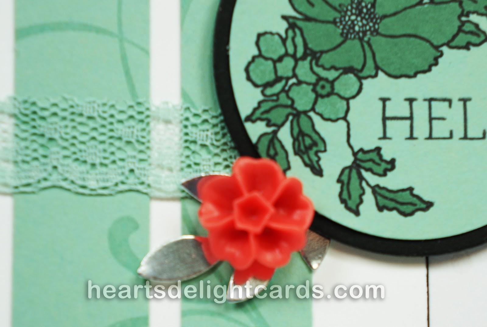 Heart\'s Delight Cards: June 2015