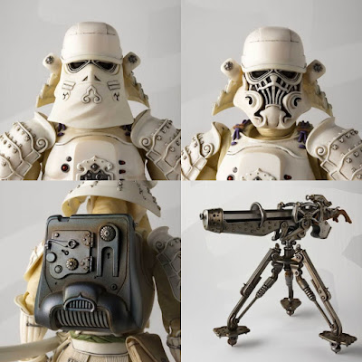 Star Wars Kanreichi Ashigaru Snowtrooper Meisho Movie Realization Action Figure