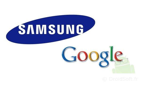 اتهامات لجوجل بمنع سامسونغ من تطوير نظامها الخاص