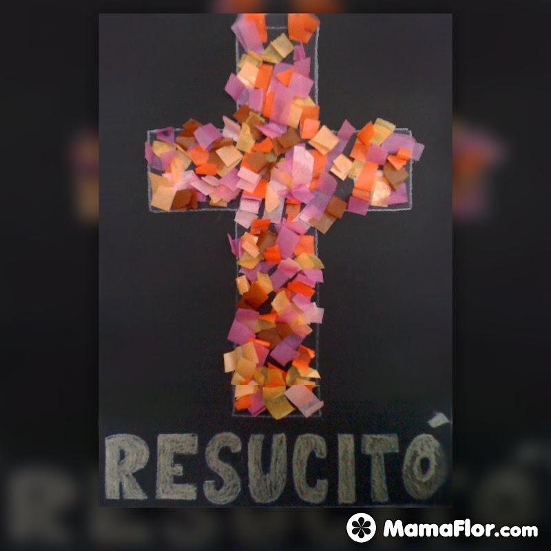 Manualidades Semana Santa Pascuas Trabajos Escolares