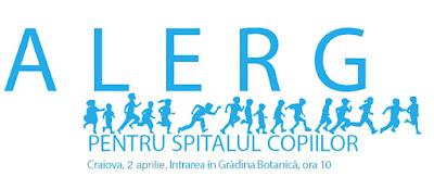 2 Aprilie - Alergam pt. Spitalul Copiilor