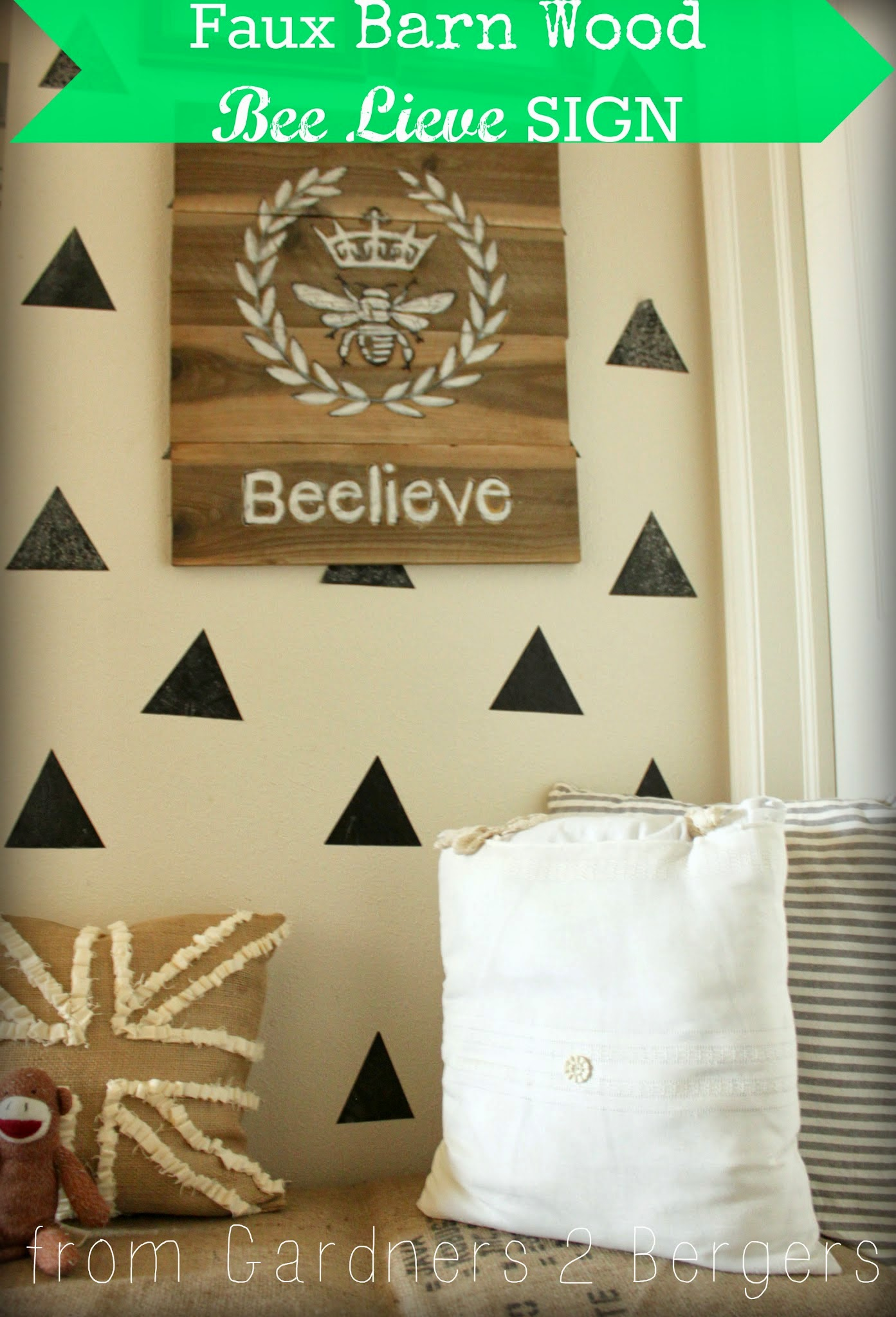 Faux-Barn-Wood-Bee-Lieve-Sign