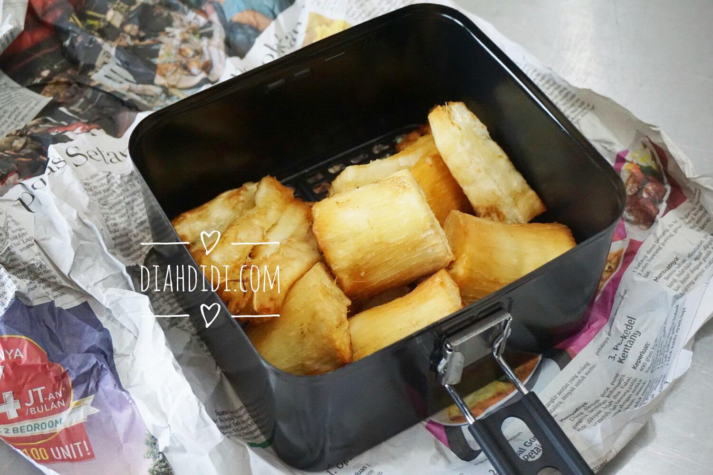 Air FryerMenggoreng Tanpa Minyak