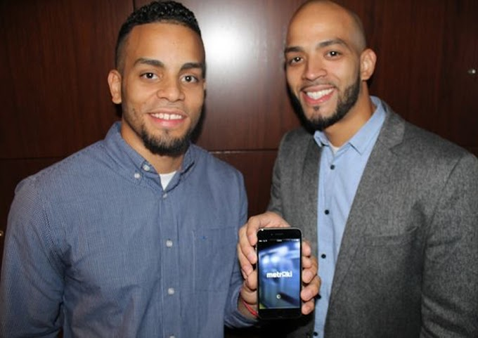 Hermanos de origen dominicano  crean primera aplicación  para pagos digitales a guaguas y trenes