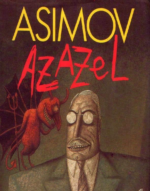 Azazel Isaac Asimov - Resenha