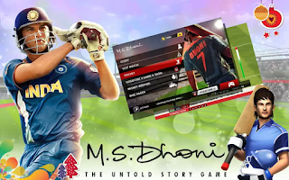 Dhoni cricket game Android
