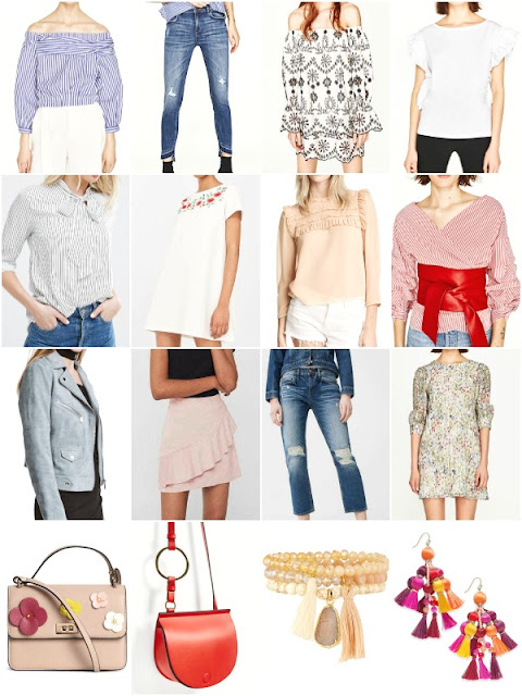 Spring 2017 fashion trends roundup and favorite shopping picks - Ioanna's Notebook