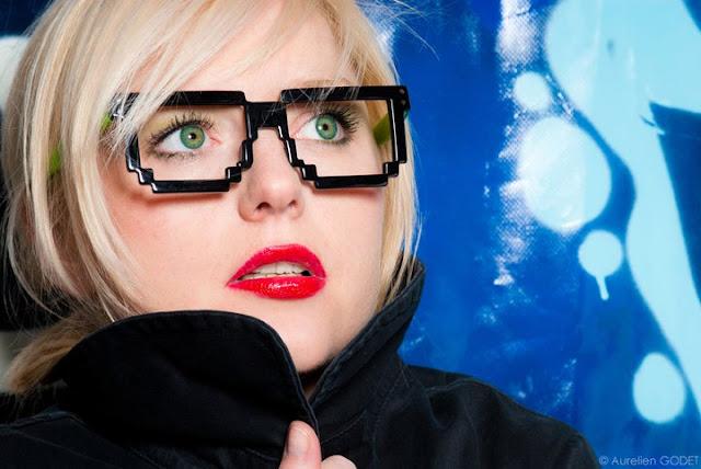 Pixelated Eyewear From Samal Design