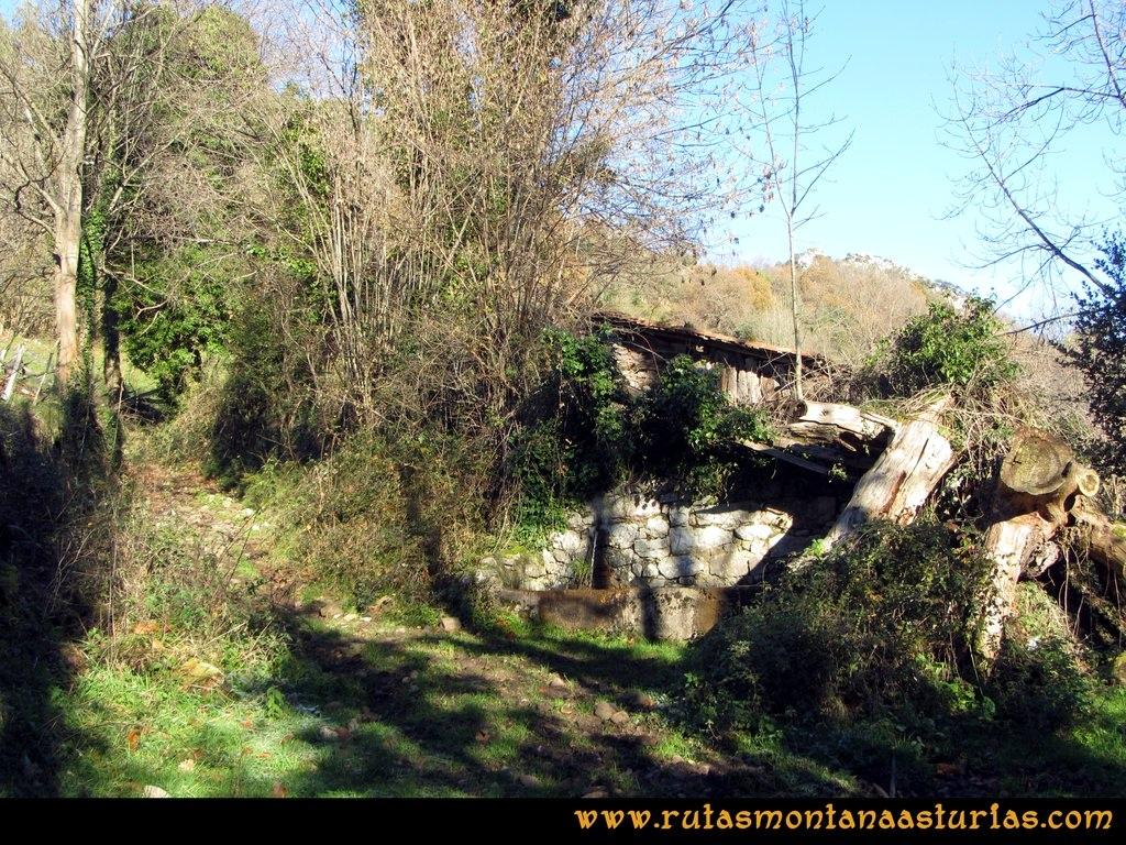 Area Buyera, picos Grandamiana y Plantón: Fuente