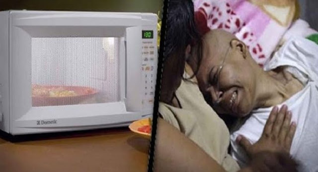 These Diseases Are All Caused By Microwave Ovens, and You've Probably Ignored Them!