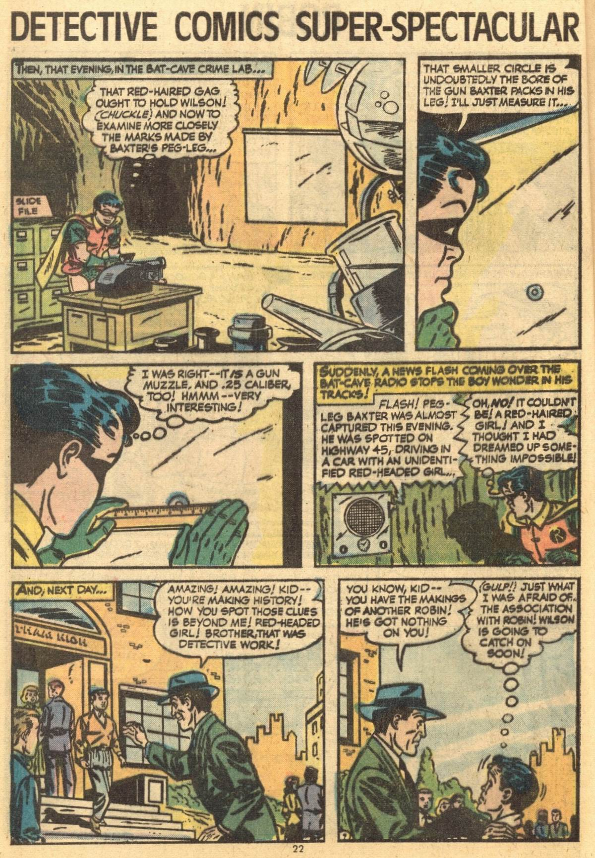 Detective Comics (1937) 444 Page 21