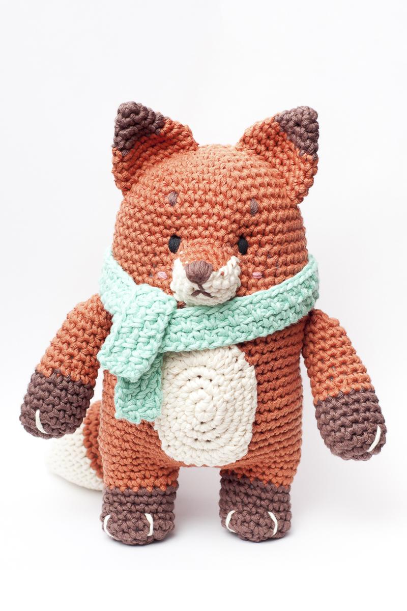 Magnífico Patrones Libres Animales Crochet Rellenas Imágenes - Ideas ...