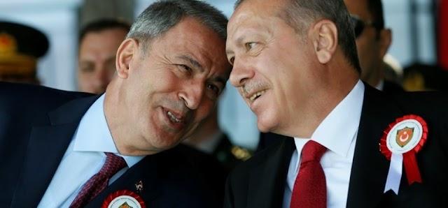 Τούρκος συνταγματάρχης: Ο Ακάρ παραμύθιαζε τις ΗΠΑ ότι θα ρίξει τον Ερντογάν-Ήταν σχέδιο του Σουλτάνου