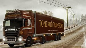 Tonerud Transport pack for Scania Streamline