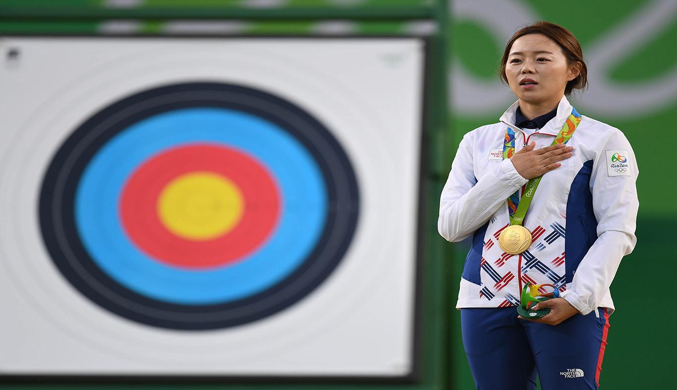 Atlet Wanita Tercantik Peraih Medali Emas Terbanyak di Olimpiade Rio 2016